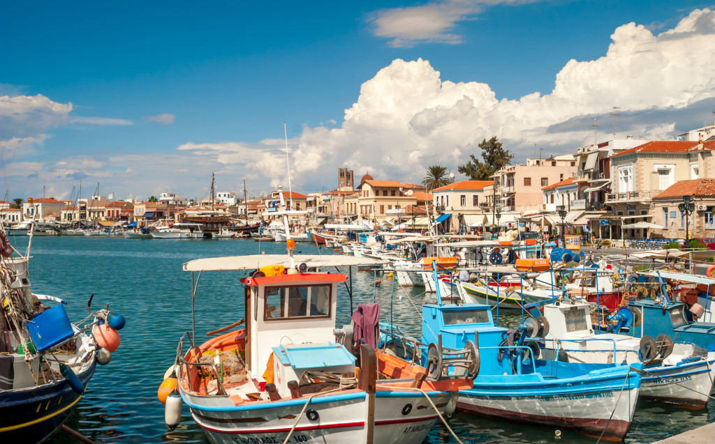 Aegina Greece: Compare to other Greek Islands | YourGreekIsland.com