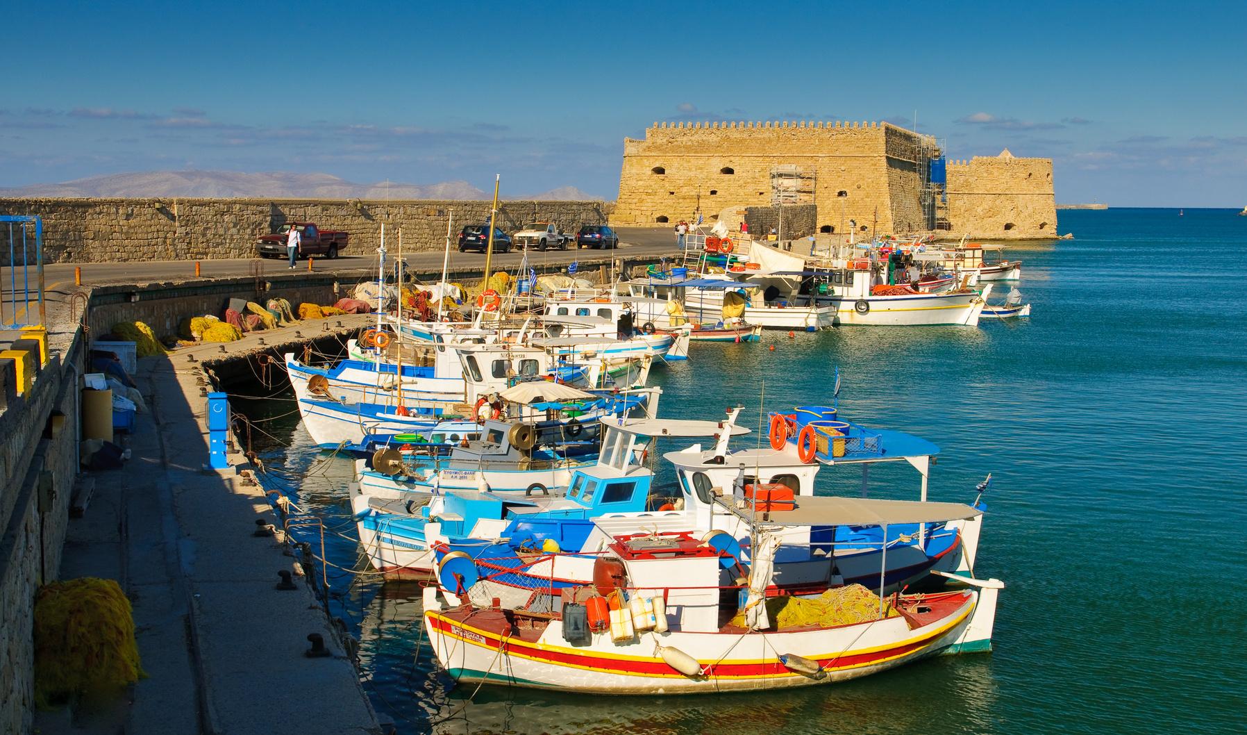 Heraklion Crete Greece: Compare to Greek Islands ... Daily Kos