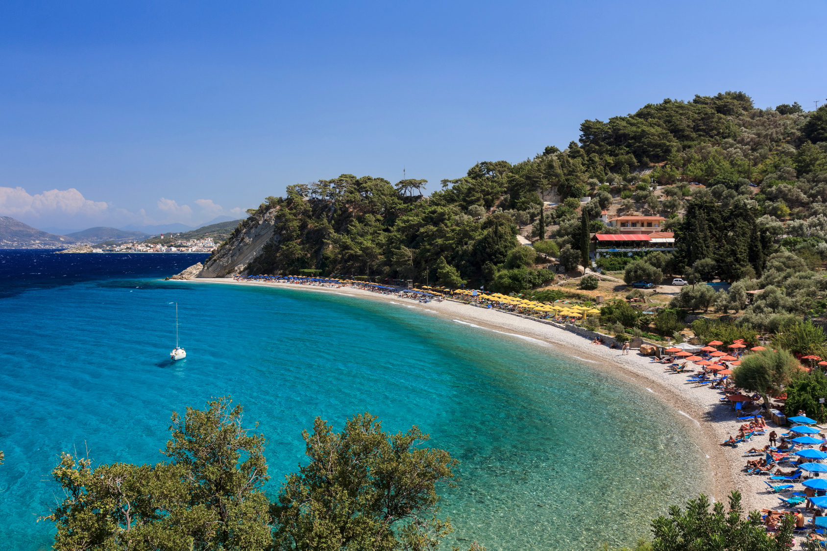 Samos Greece: Compare Samos to other Greek Islands ...