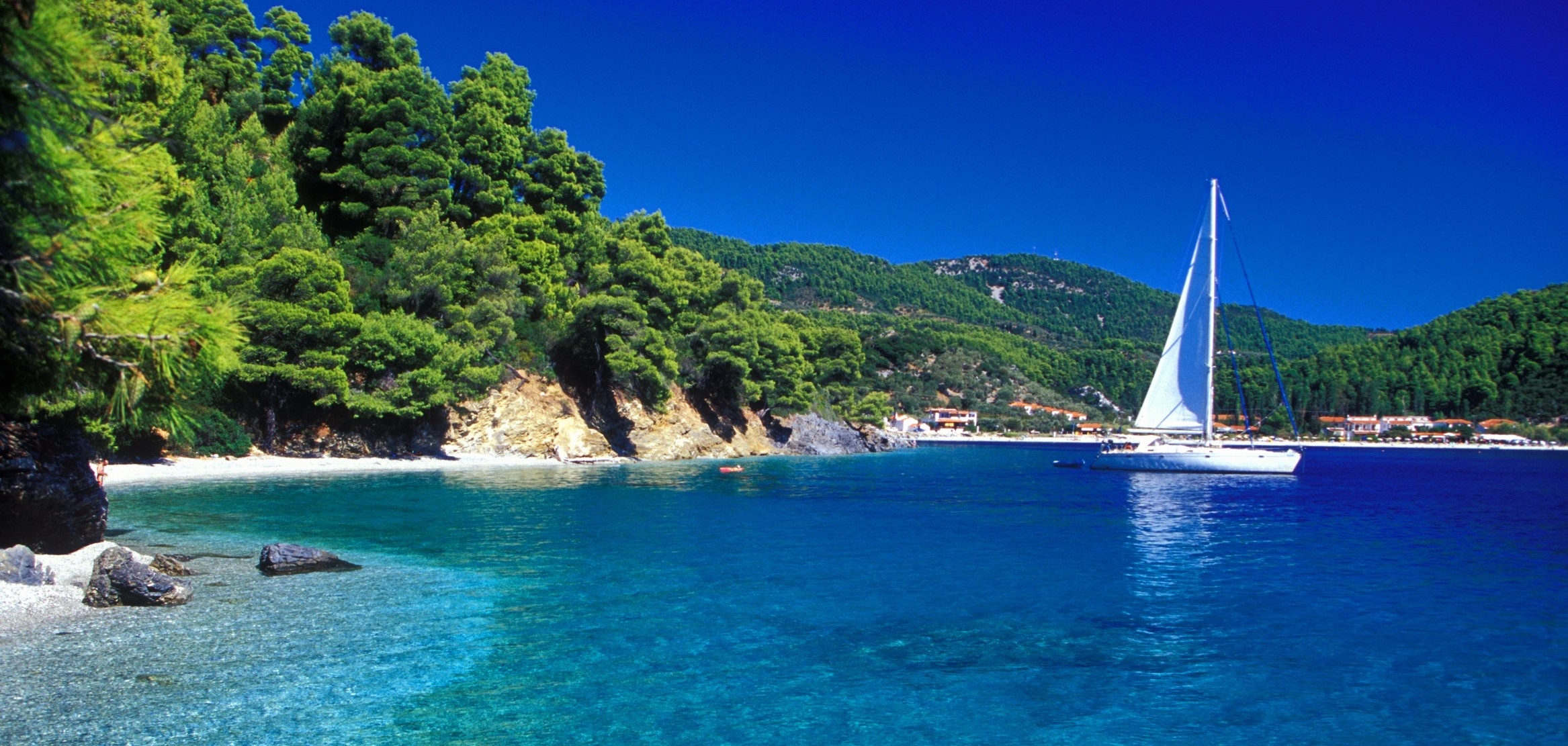Skopelos Greece: Compare Skopelos to other Greek Islands ... Daily Kos