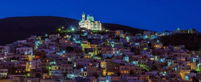 Syros Greece  city photos gallery : Syros Greece: Compare Syros to other Greek Islands | YourGreekIsland