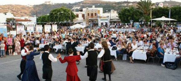 15th of August in Patmos