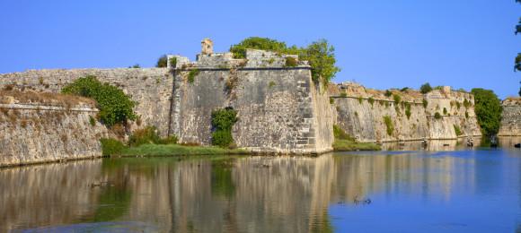 Castle of Agia Mavra - Lefkada