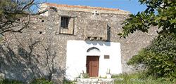 Monastery of Agios Georgios tou Vounou (eng St. George of the Mountain)