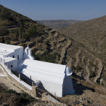 The church of Agios Georgios Valsamitis