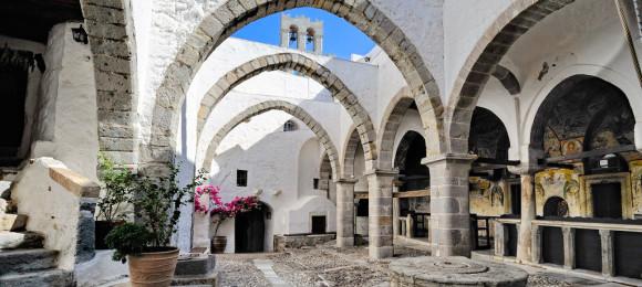 Monastery of Agios Ioannis Theologos (St John the Theologian)