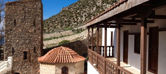 Monastery of Agios Panteleimonas