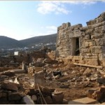 Ancient towns remains
