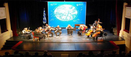 Arts in Syros