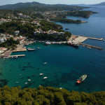 Day trips to Skopelos and Skiathos
