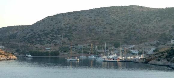 Little Cyclades boat trip
