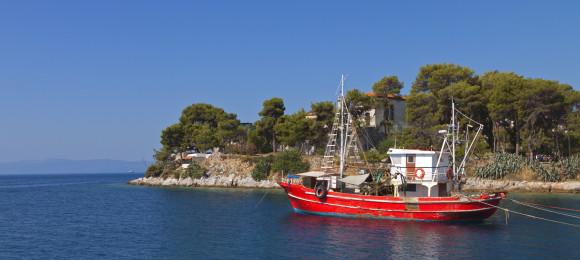 Bourtzi islet