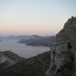 The Castle of Panagia (Castle Pandeliou)