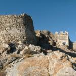 Tilos' castles