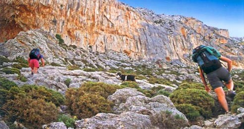 Hiking - Kaluymnos