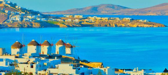 Mykonos - Delos