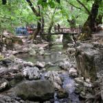 Ialissos, Epta Piges, Kamiros villages