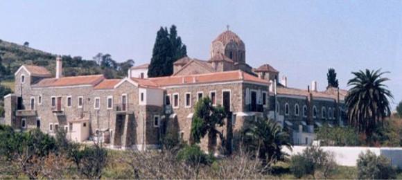 The monastery of Faneromeni