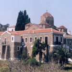 The monastery of Faneromeni