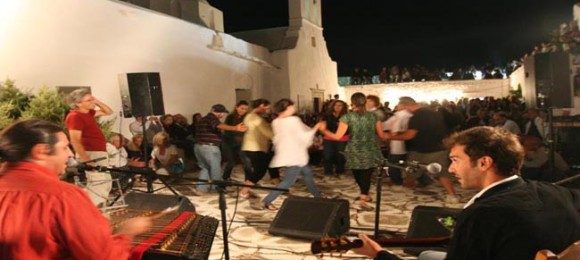 Culture in Sikinos