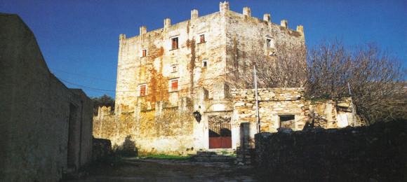 Halki - Grazia-Barozzi tower