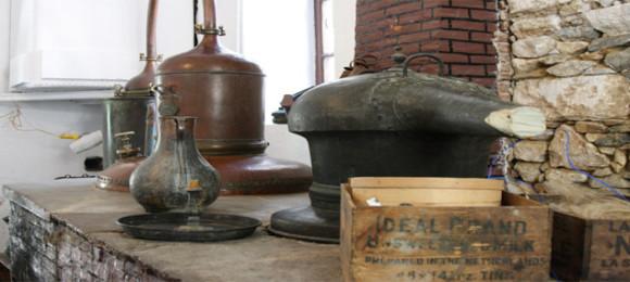 Halki - Valindra Kitron Distillery