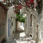Halki village