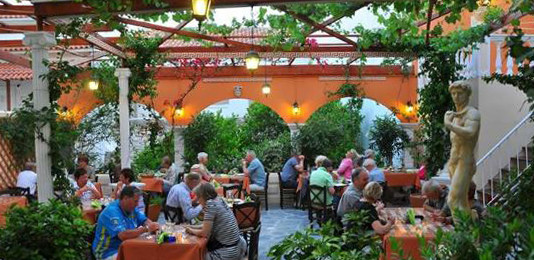 Irodion Garden Restaurant