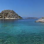 Visit Agistri's satellite islets