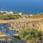 Klima ancient city