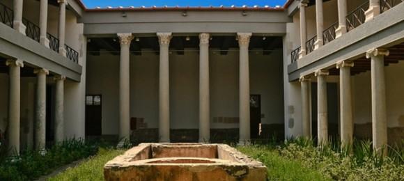Casa Romana (roman villa) - Kos