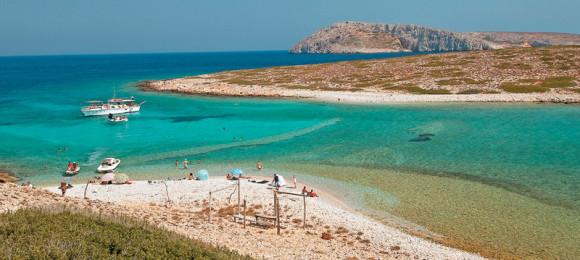 Islets Kounoupas and Koutsomytis