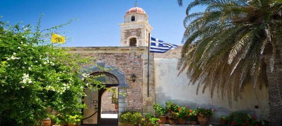 Moni Toplou - Lasithi - Crete
