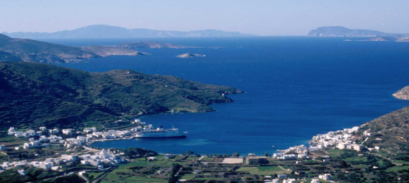 More of the Greek islands (Little Cyclades & Naxos)