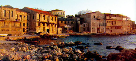 Neighborhoods in Chania old Town