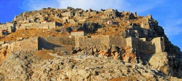 Chora Castle - Kalymnos