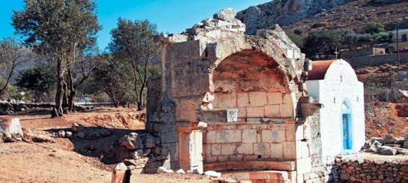 Christian church of Jesus of Jerusalem - Kalymnos