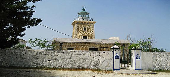 Lakka Lighthouse - Paxi Antipaxi