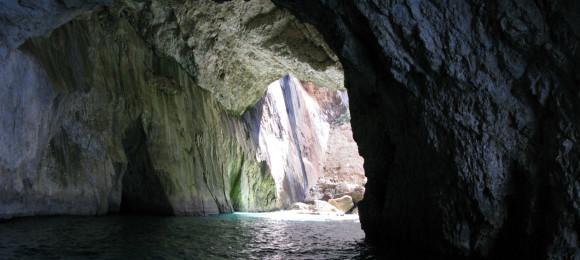 Cave of Ipapanti - Paxi Antipaxi
