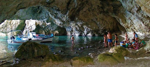 Visit nearby Ionian Islands of Paxi and Antipaxoi