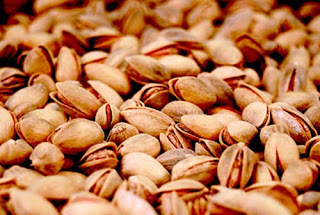 Try the delicious local pistachio nut