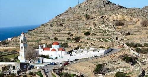 The tiny village of Poli