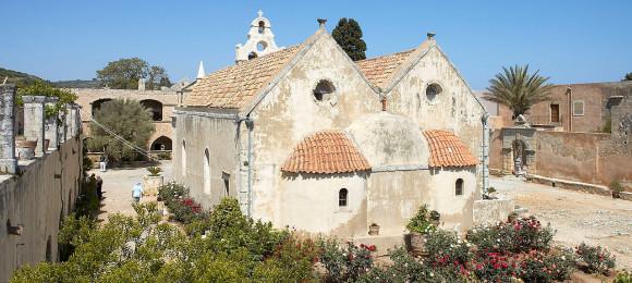 Moni Arkadiou - Rethymno - Crete