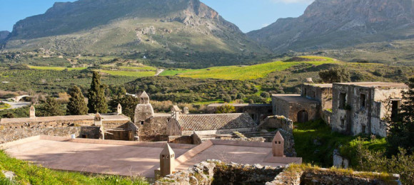 Monastery of Preveli - Rethymno - Crete
