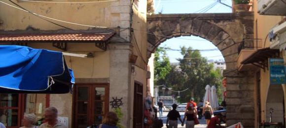 Porta Guora - Rethymno - Crete