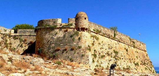 Castle Fortezza - Rethymno - Crete