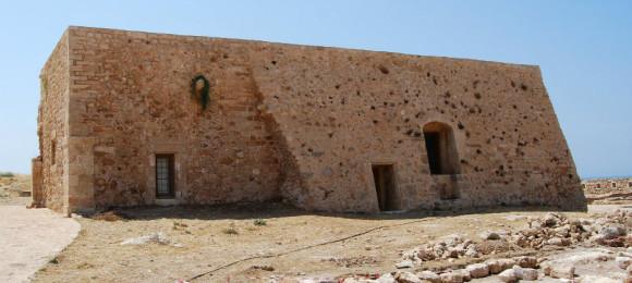 Building of the Commander - Rethymno - Crete
