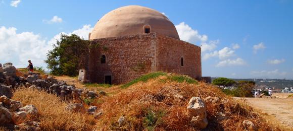 Mosque of Sultan Ibraim Han - Rethymno - Crete