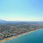 Rethymno beach - Crete