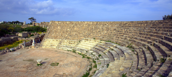 The theatre of Euripides - Salamina